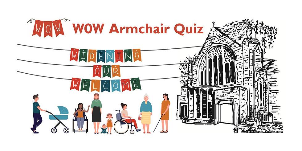 WOW Armchair Quiz