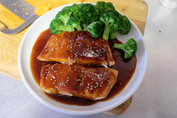 Salmon Teriyaki - Chef Special