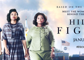 Major Figures for Hidden Figures at the Box Office