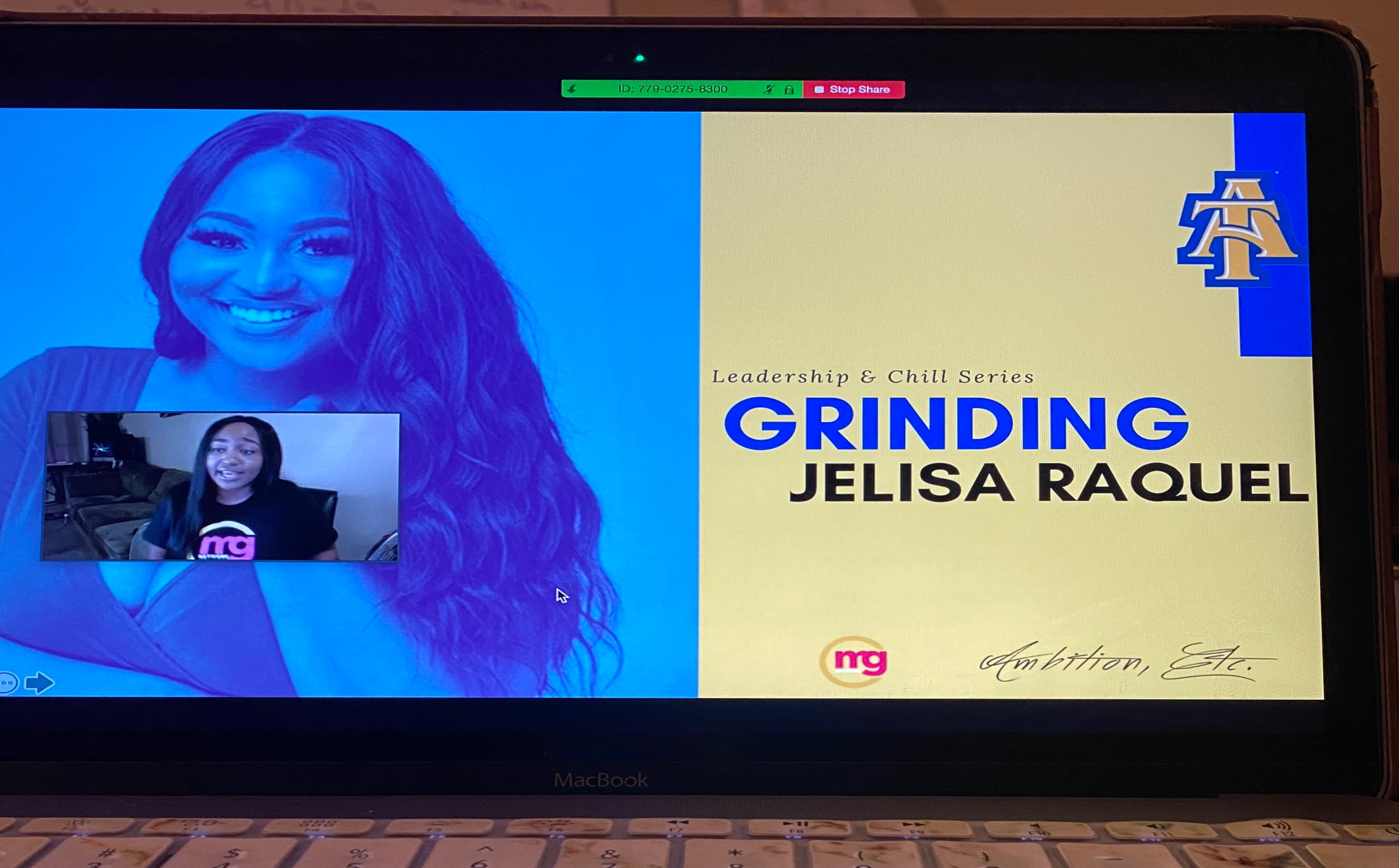 Grinding Event with Jelisa Raquel