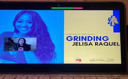 Grinding Event with Jelisa Raquel
