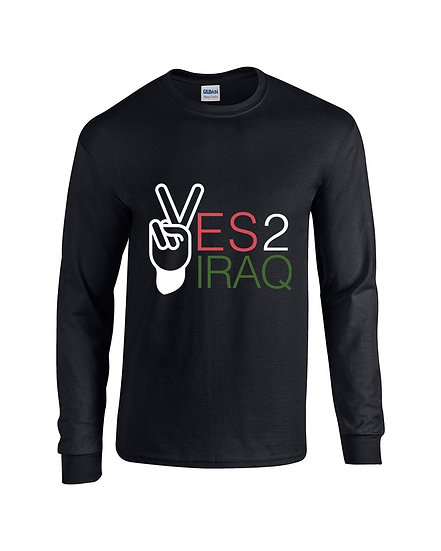 YES2IRAQ LONG SLEEVE