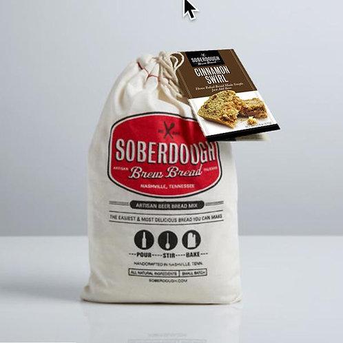 Soberdough Bread-Cinnamon Swirl