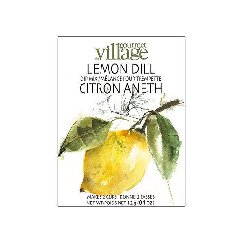 Lemon Dill Dip