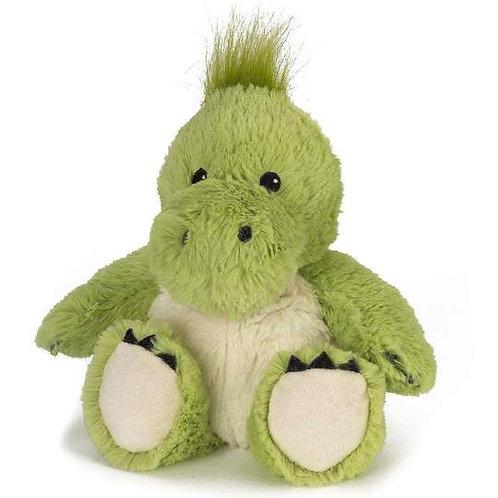 Warmies - Green Dinosaur
