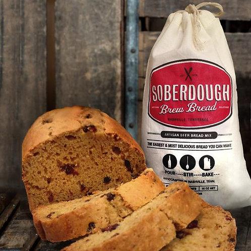 Soberdough Bread- Cinnful Raisin