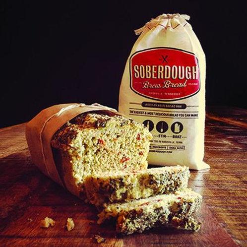 Soberdough Bread- Sun Dried Tomato Pesto