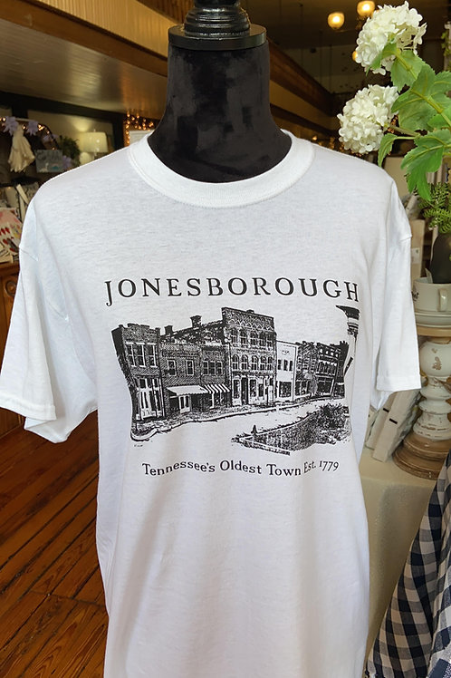 Commemorative Jonesborough T Shirts