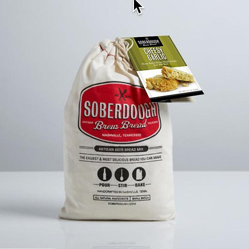 Soberdough Bread- Cheesy Garlic
