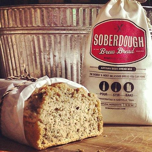 Soberdough Bread- Roasted Garlic