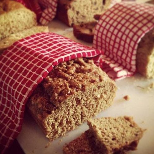 Soberdough Bread- Honey Wheat