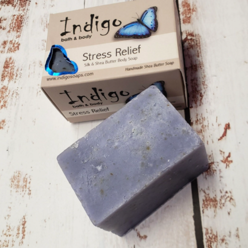 Indigo Soaps - Stress Relief
