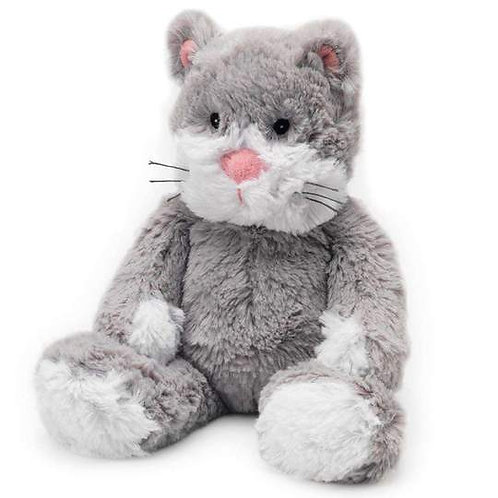 Warmies - Gray Cat