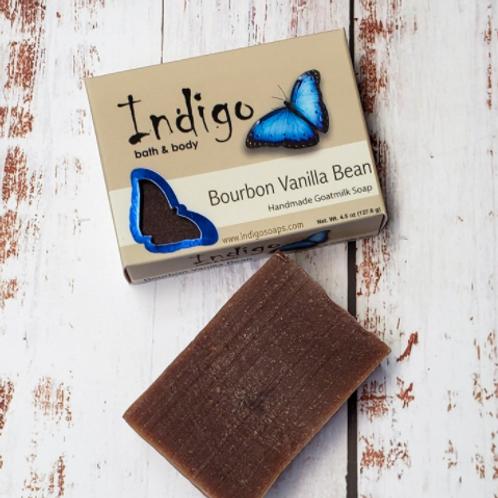 Indigo Soaps - Bourbon Vanilla Bean