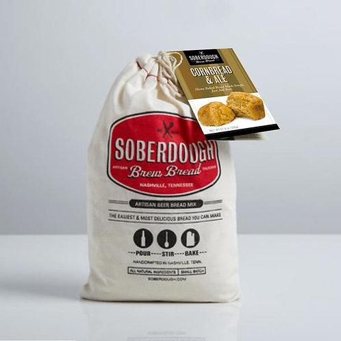 Soberdough Bread- Corn Bread & Ale