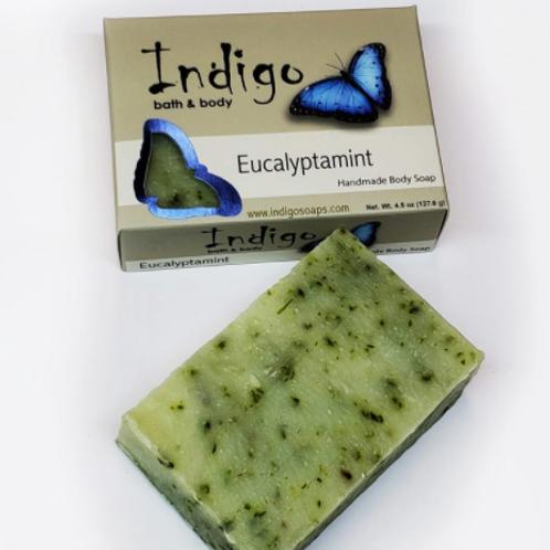 Indigo Soaps - Eucalyptamint