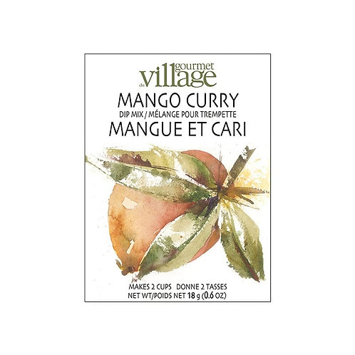 Mango Curry Dip