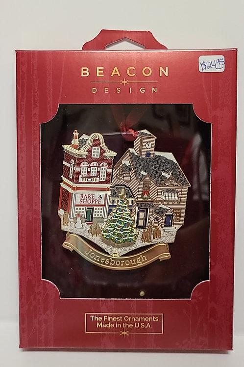 Jonesborough Christmas Ornament