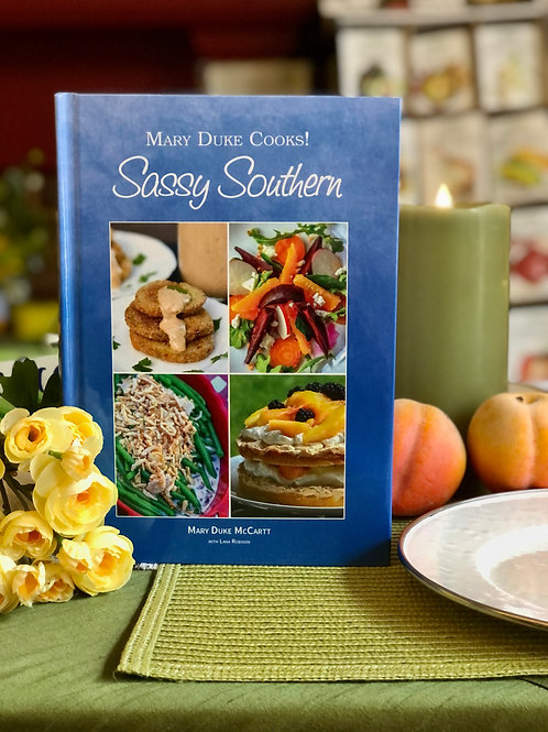 Sassy Southern Cook Book