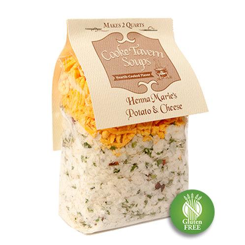 Cooke Tavern Soups - Henna Marie's Potato Cheese