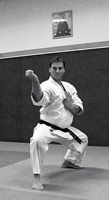 Bachraty Karate
