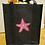 Thumbnail: Hand Painted Starfish Reusable Bag
