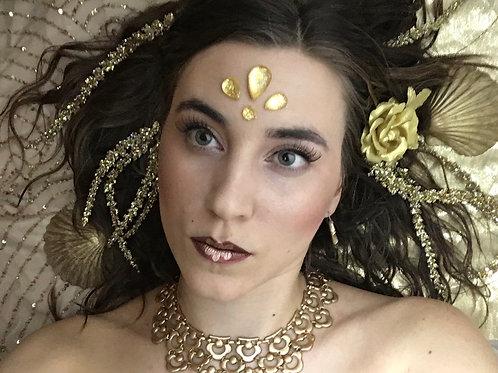Mermaid Jewels - Golden Goddess