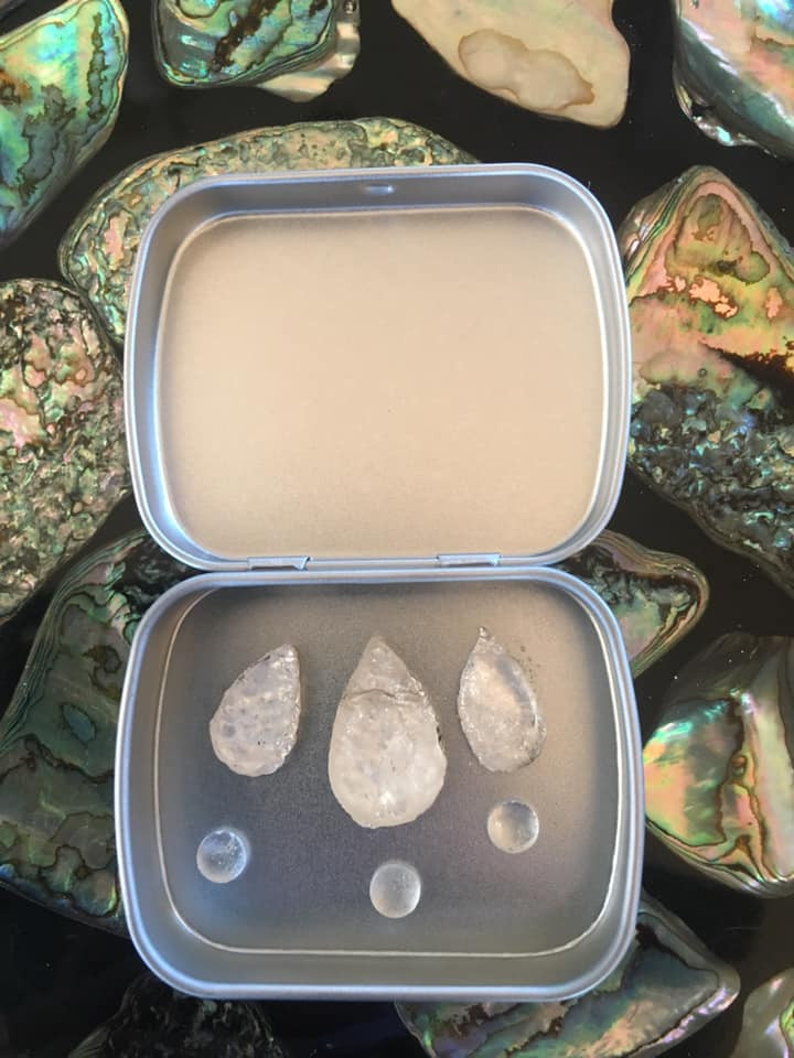 Mermaid Jewels in Ice Queen