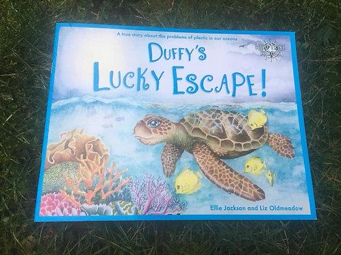 Duffy's Lucky Escape Book