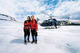 Alaska Helicopter Ride