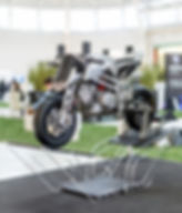 virale 1010 una 10 pollici minigp virale10 inch minisuperbike for trackdays