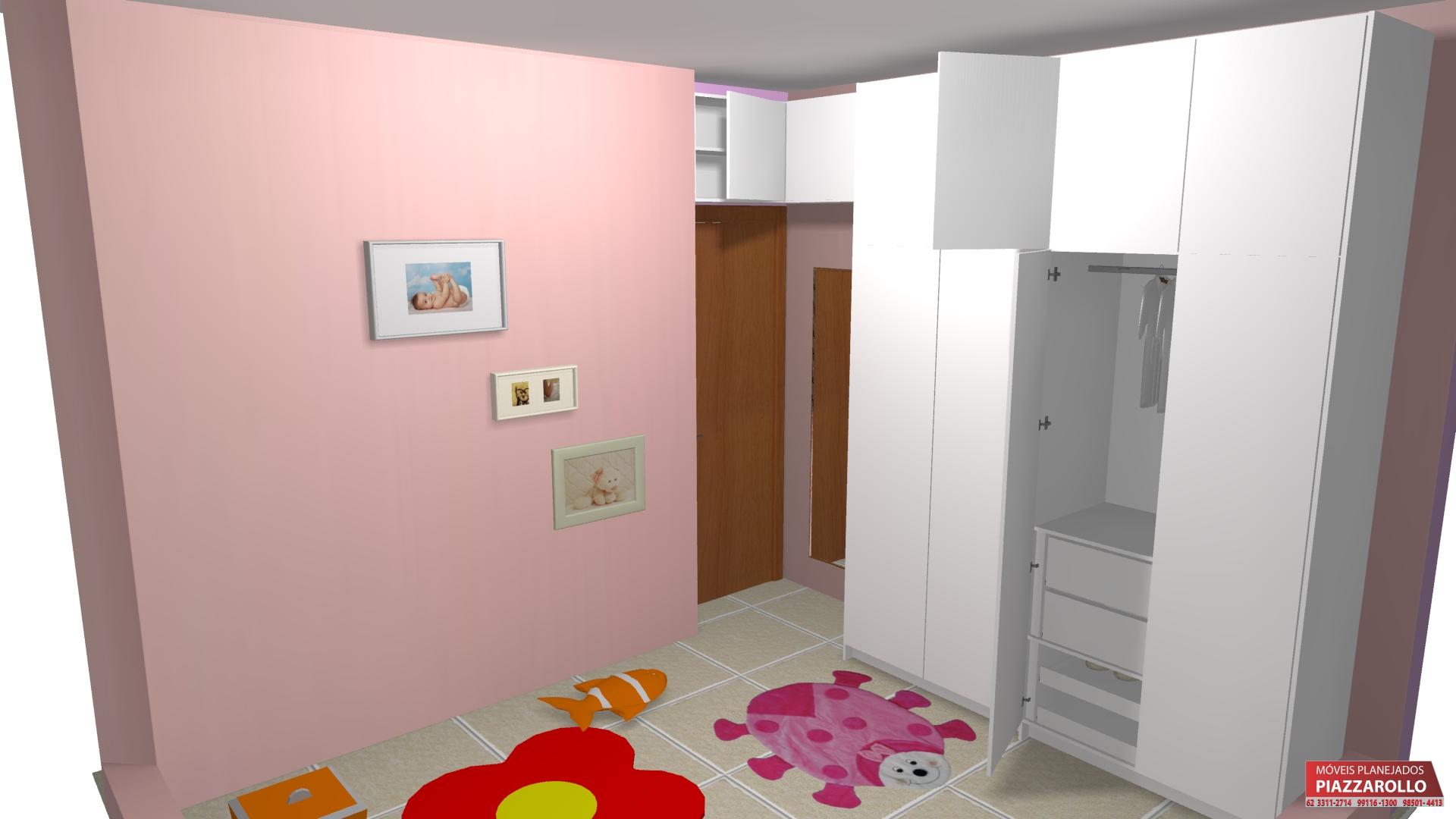 Móveis_Planejados_Piazzarollo_-_Quarto_da_Rafaela_e_Gabriela_-_29