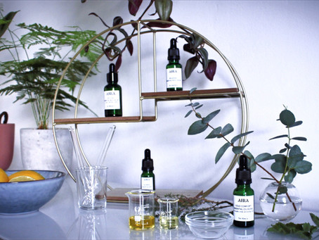 Top 3 essential oils for creating a fresh, clean and purifying scent for your home