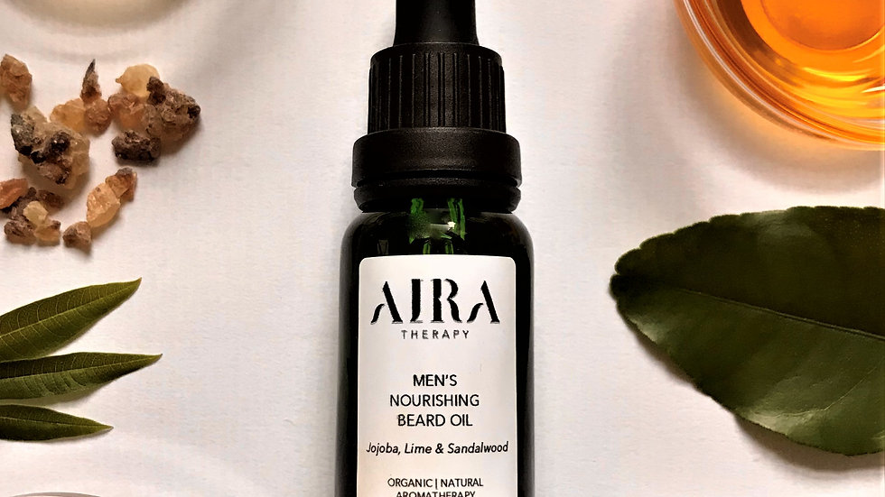 AIRA Therapy Men's Nourishing Beard Oil 20 mL