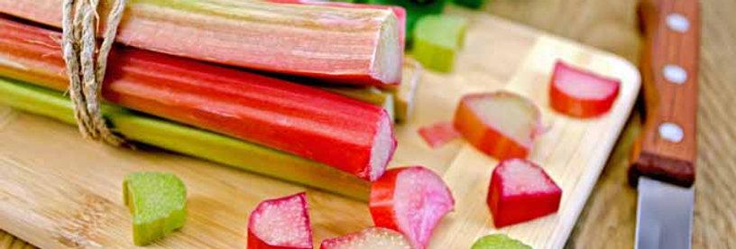 Pink Rhubarb & Vanilla