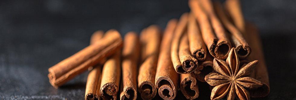 Sizzling Cinnamon