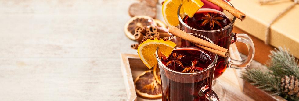 Mulled Wine & Winter Berries