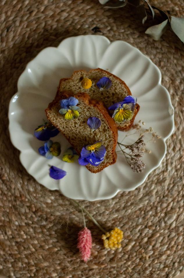 Gâteaux aux fleurs - Maison Sauge