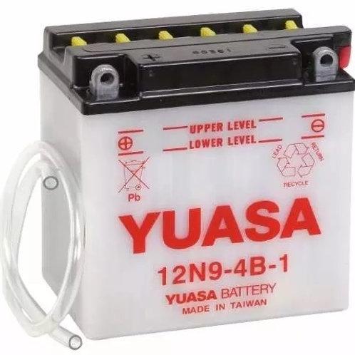 Batería Yuasa 12N9 - 4B - 1