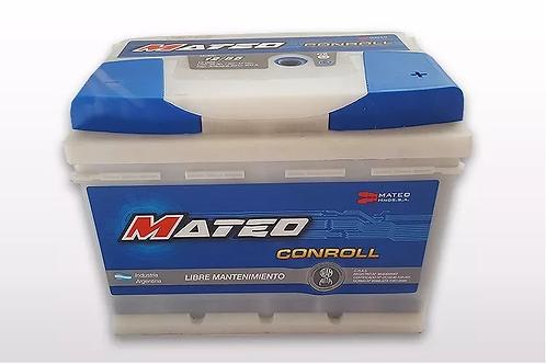 Bateria Mateo 12 X 55