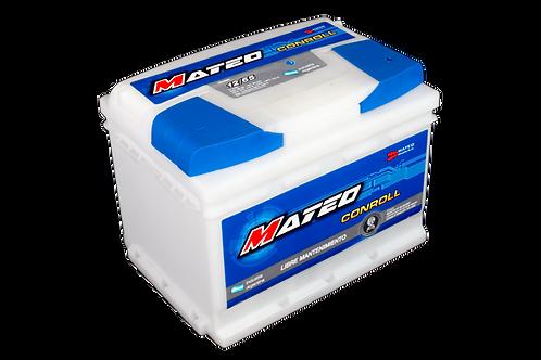 Batería marca Mateo 12 v 65