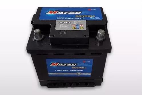 Bateria Mateo 12 X 50
