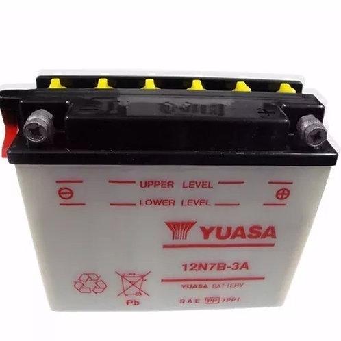 Batería Yuasa 12N7B-3A