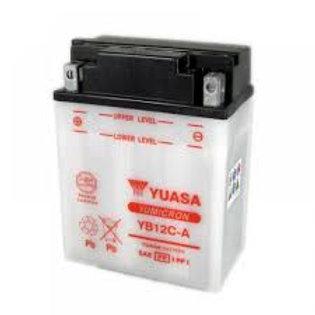 Batería YUASA YB12C-A