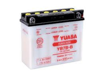 Batería Yuasa YB7B-B