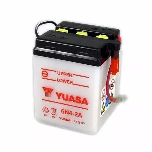 Batería Yuada 6N4 - 2A