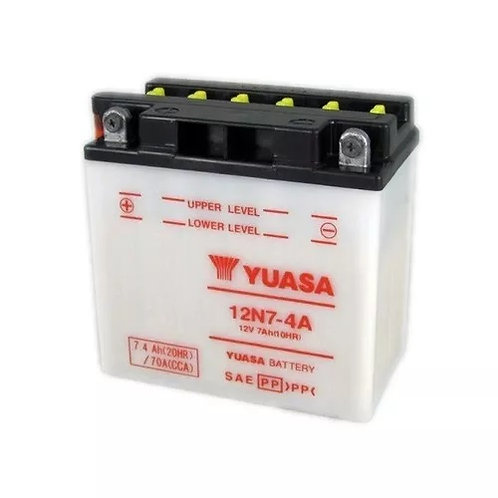 Batería Yuasa 12N7 - 4A
