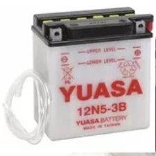Batería Yuada 12N5 - 3B