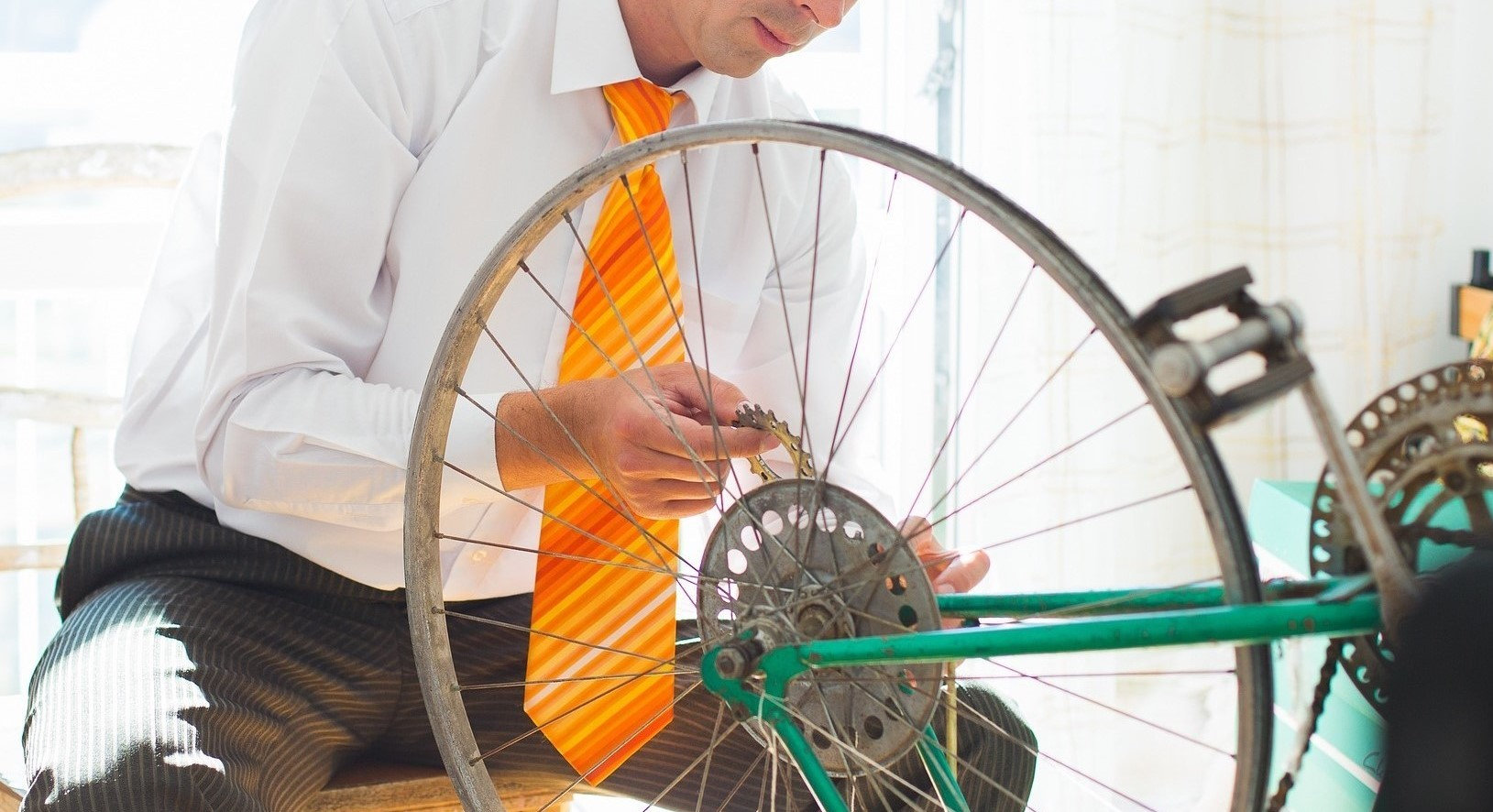 Premium Full bike service