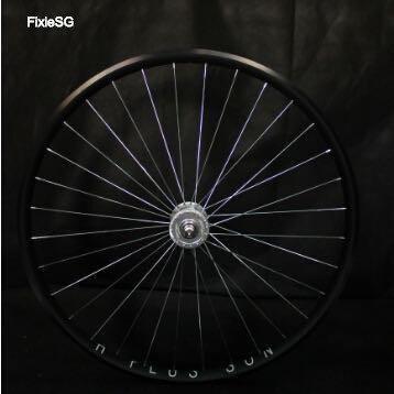 H + son wheel
